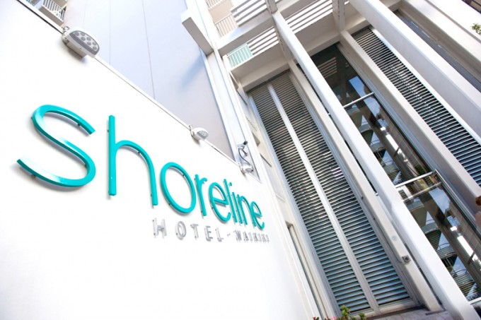 Hotel Tour | Shoreline Hotel Waikiki Review