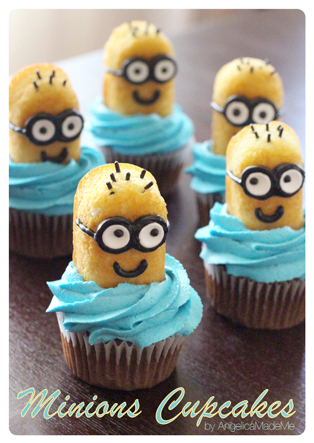 15 totally awesome minions party food ideas brownie bites blog