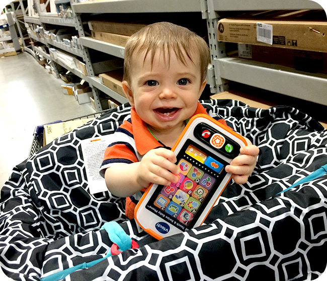 baby-with-vtech-touch-and-swipe-baby-phone