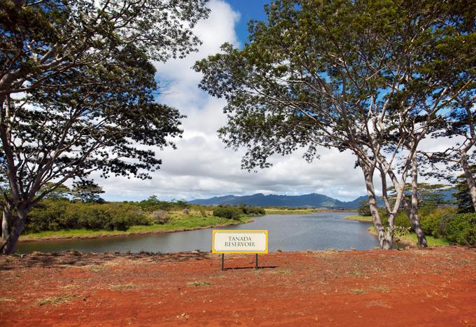 tanada reservoir