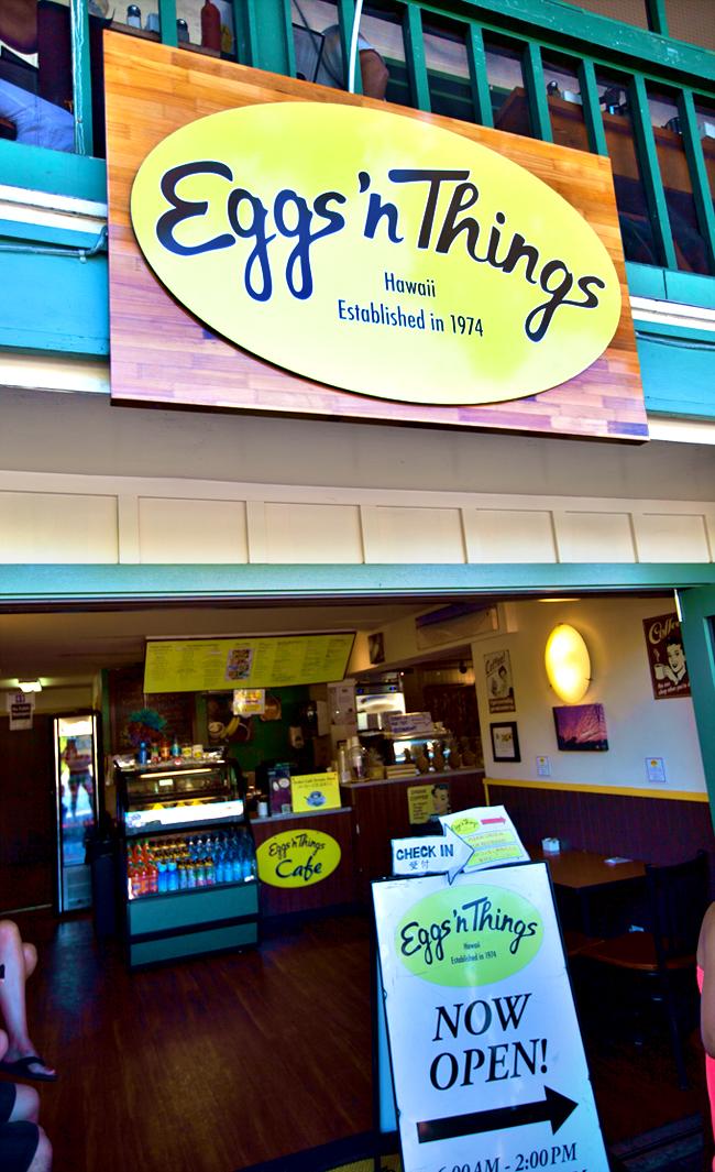 Eggs N Things Waikiki Hawaii Breakfast Review 01