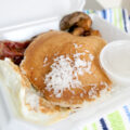 Coconut Delight Breakfast at Seaside Bar and Grill