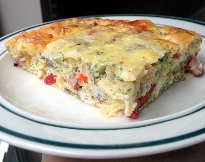 skinnytaste-sausage-and-egg-bake