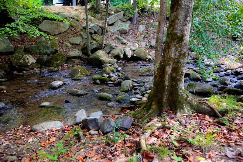 adventure-bound-gatlinburg-campground-creek