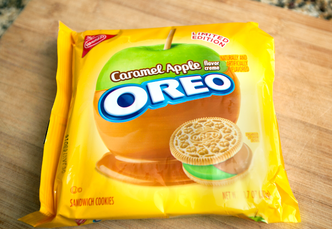 Caramel Apple Oreos from Target