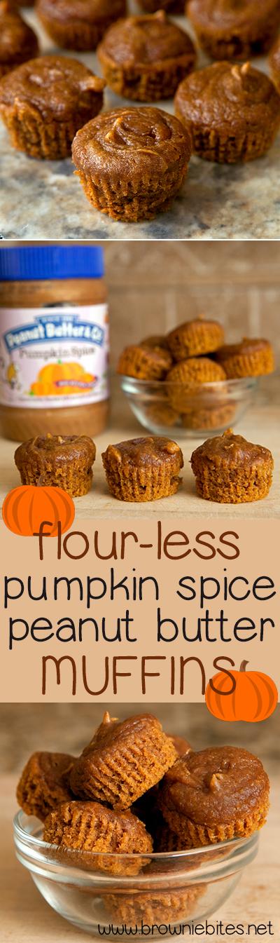 flourless-gluten-free-pumpkin-spice-peanut-butter-muffins-pinterest