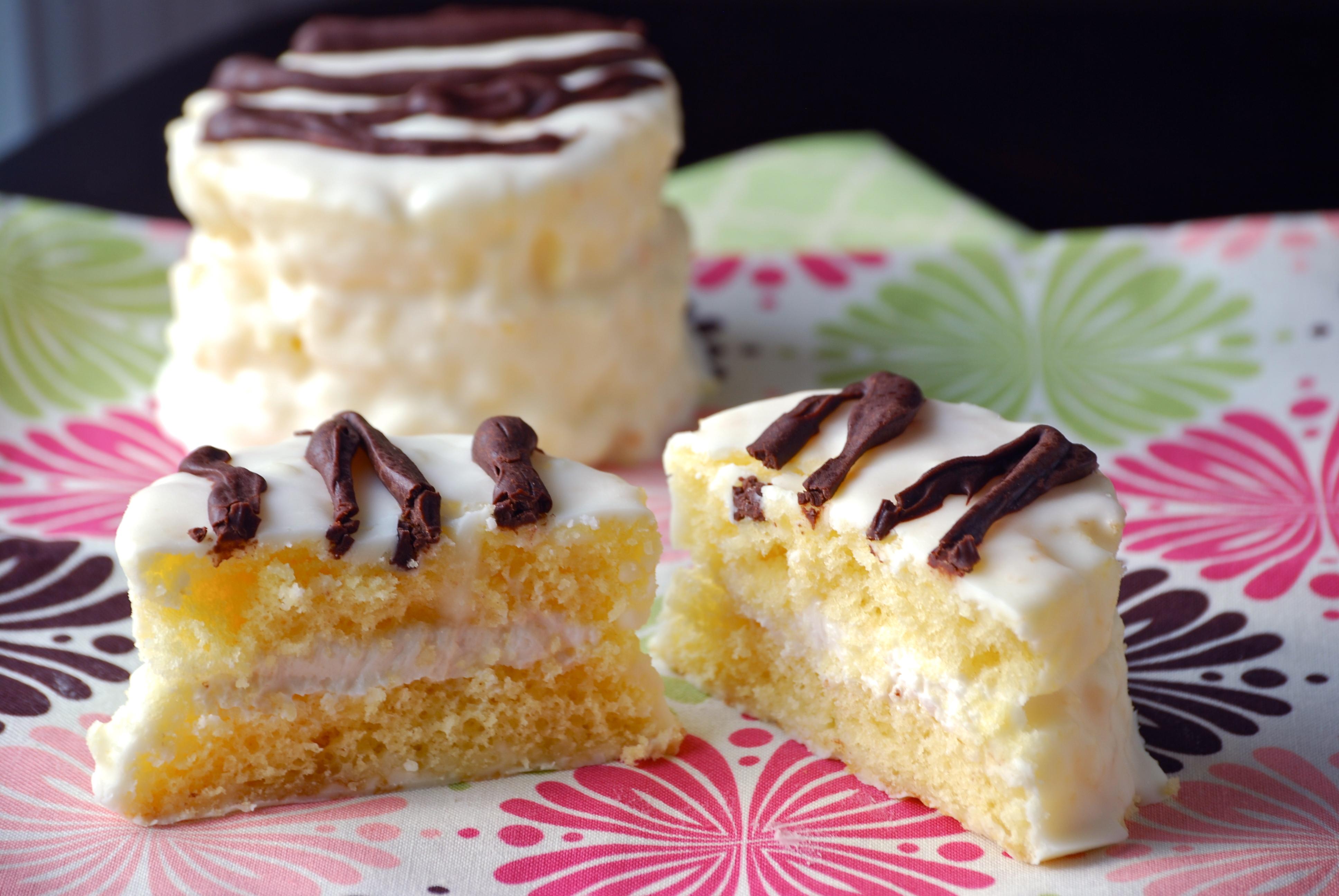 Little Debbie Zebra Cakes Recipe