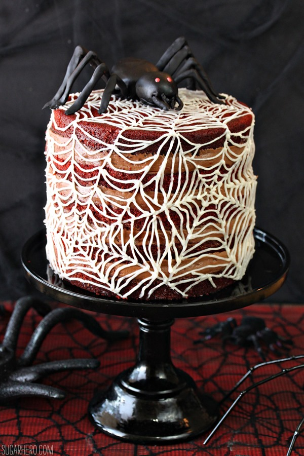 spiderweb-naked-red-velvet-cake-recipe