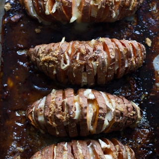 Brie-and-Brown-Sugar-Hasselback-Sweet-Potatoes-5