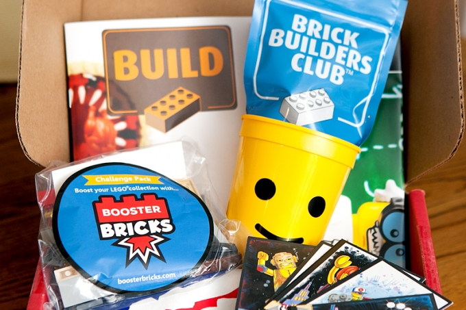 BrickSwag LEGO Subscription Box Review
