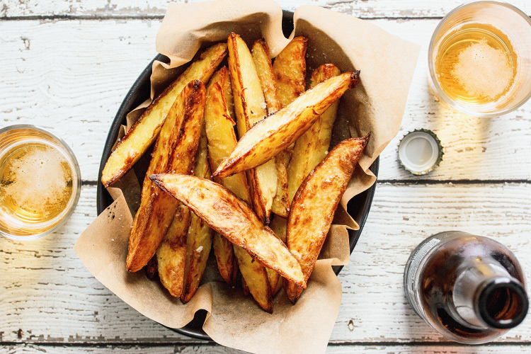 salt-and-vinegar-potato-wedges