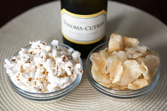 How To Pair Wine With Snack Foods