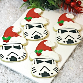Party Food to Celebrate the new Star Wars Movie