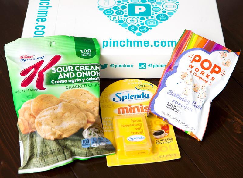 Pinch Me sample box review