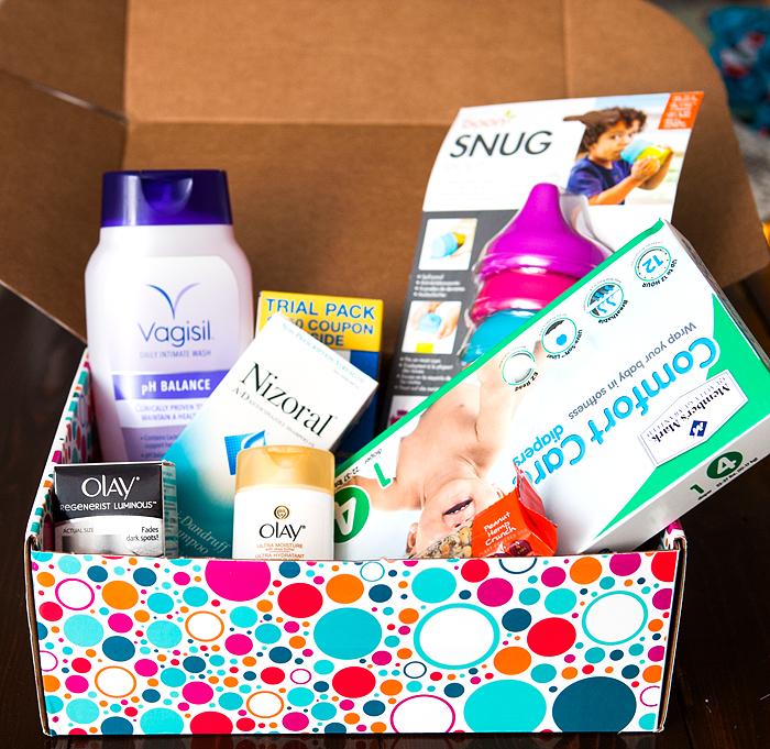 PINCHme samples box - February 2016