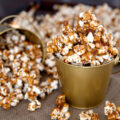 Cracker Jacks copycat recipe - here's how to make an authentic copy of this traditional popcorn snack at home!