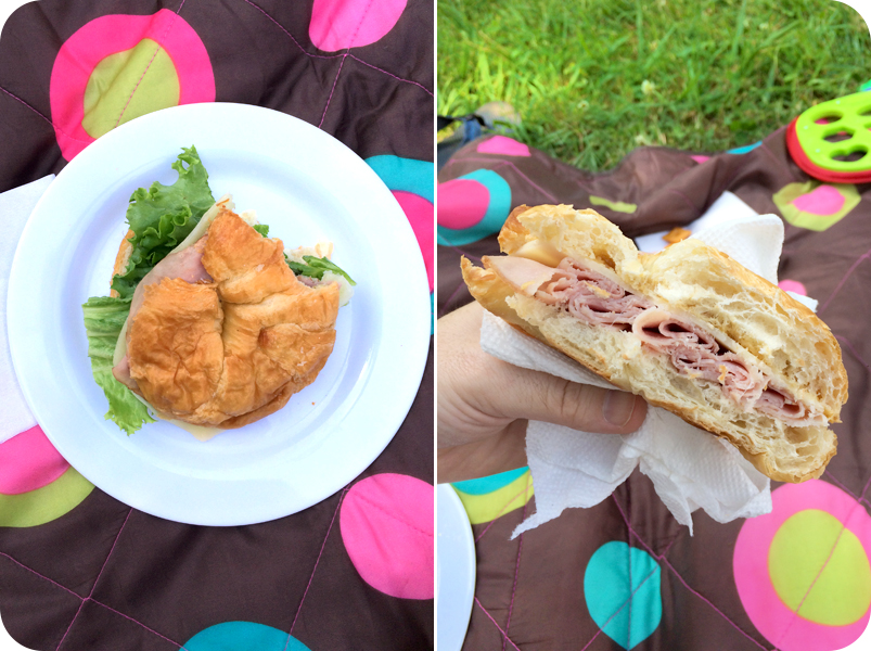 ham-and-cheese-croissant-sandwich