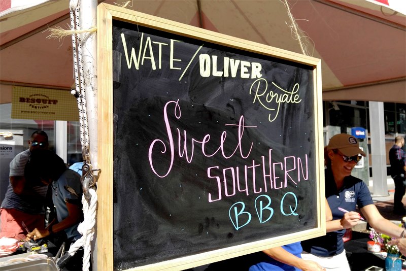 Oliver Royale at BiscuitFest