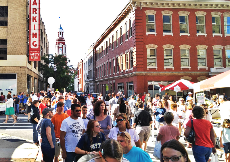 Knoxville BiscuitFest 2016