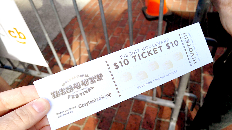 Knoxville Biscuit Fest Tickets