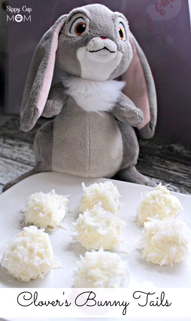 Clover's Bunny Tails Sofia the First Party Ideas