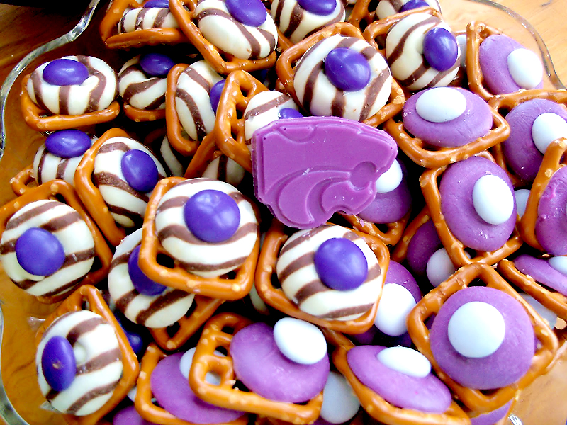 Sofia the First Pretzel Snacks