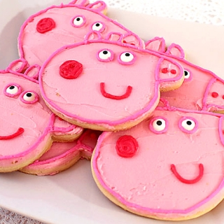 Easy DIY Peppa Pig Party Food Ideas