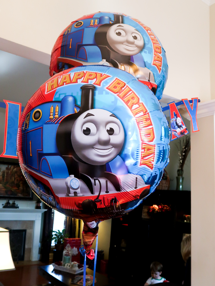 Easy 2nd birthday train party ideas!