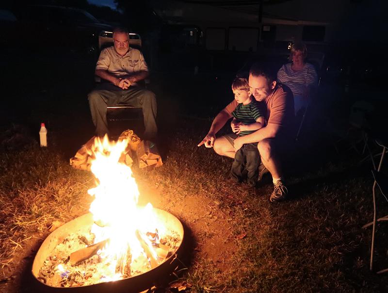dada-and-jasper-campfire