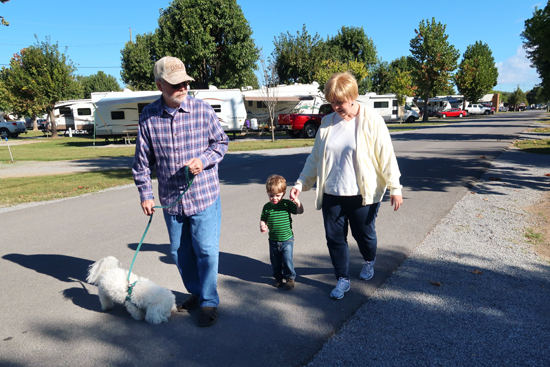 family-taking-a-walk
