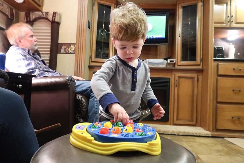 jasper-playing-go-fishing