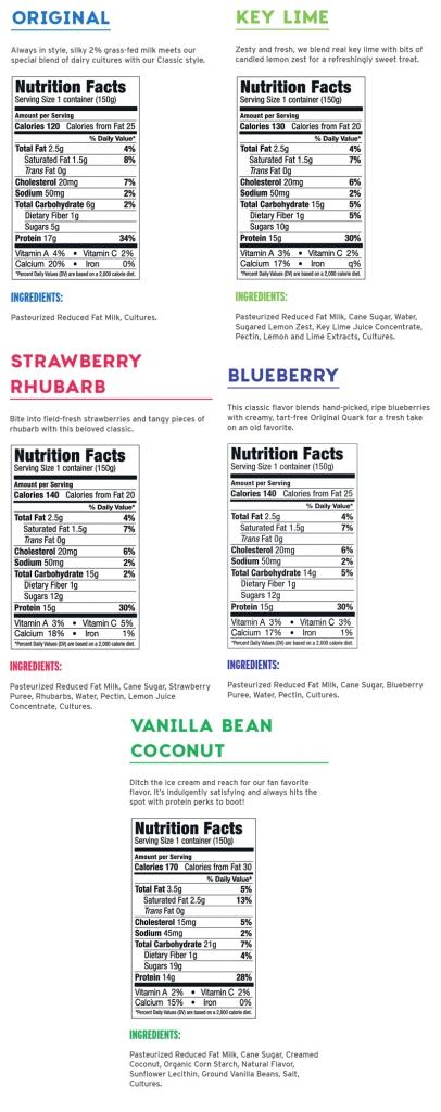 misha-quark-nutrition-facts