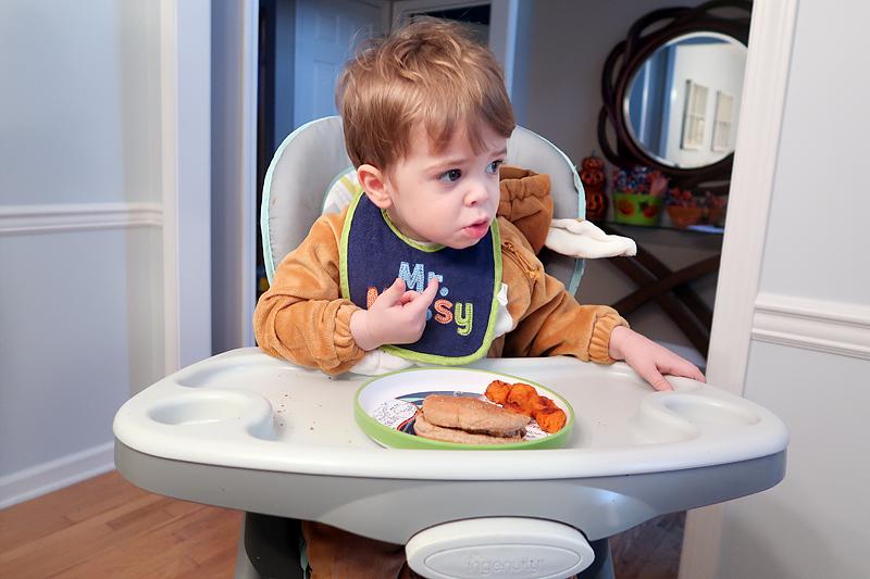 toddler-eating-dinner-on-halloween