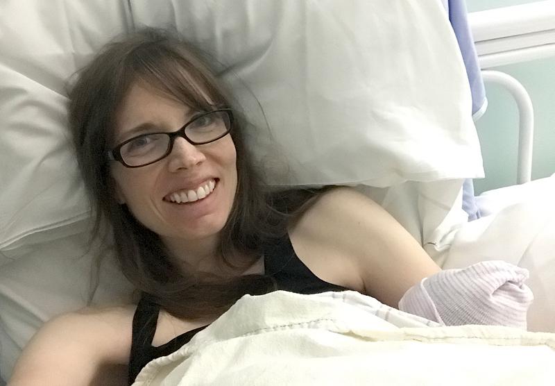selfie-after-birth