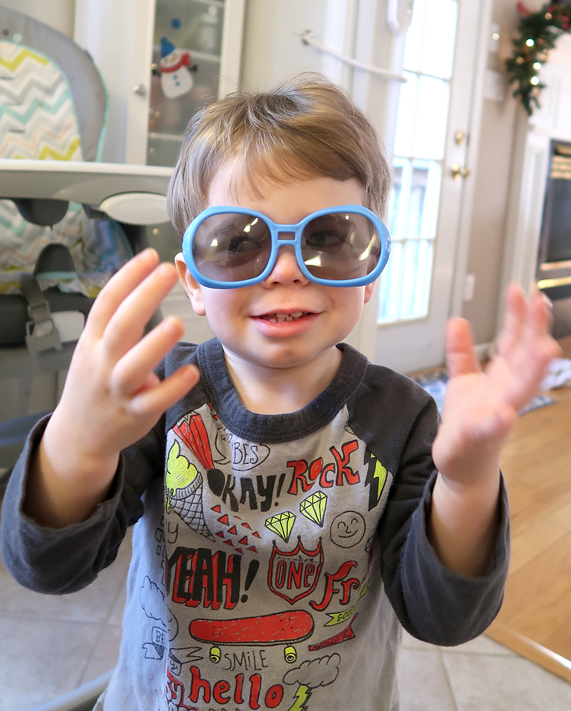 jasper-wearing-big-brother-glasses