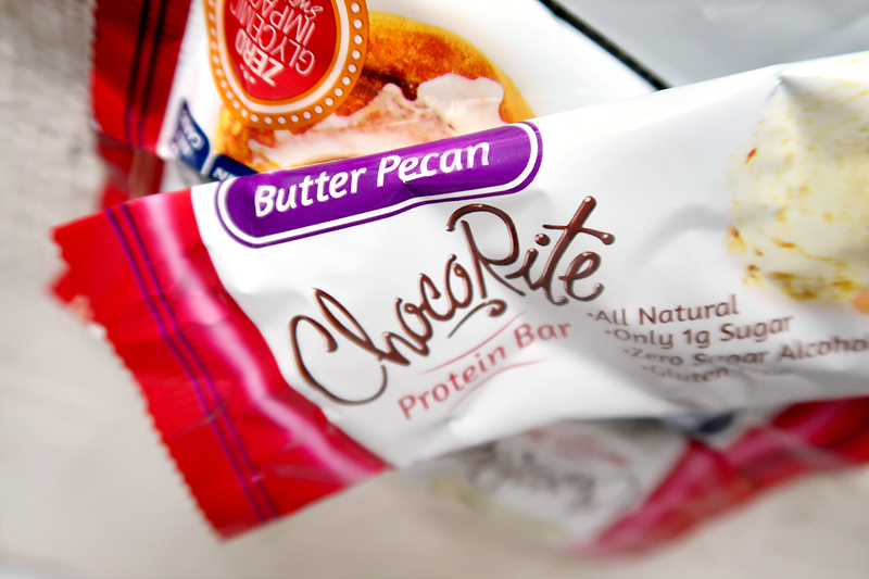 ChocoRite Butter Pecan Protein Bar Review