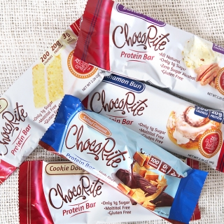 ChocoRite Protein Bars Review