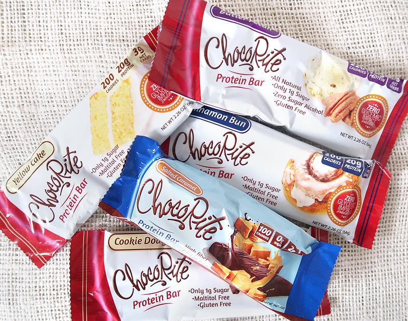 ChocoRite Protein Bars