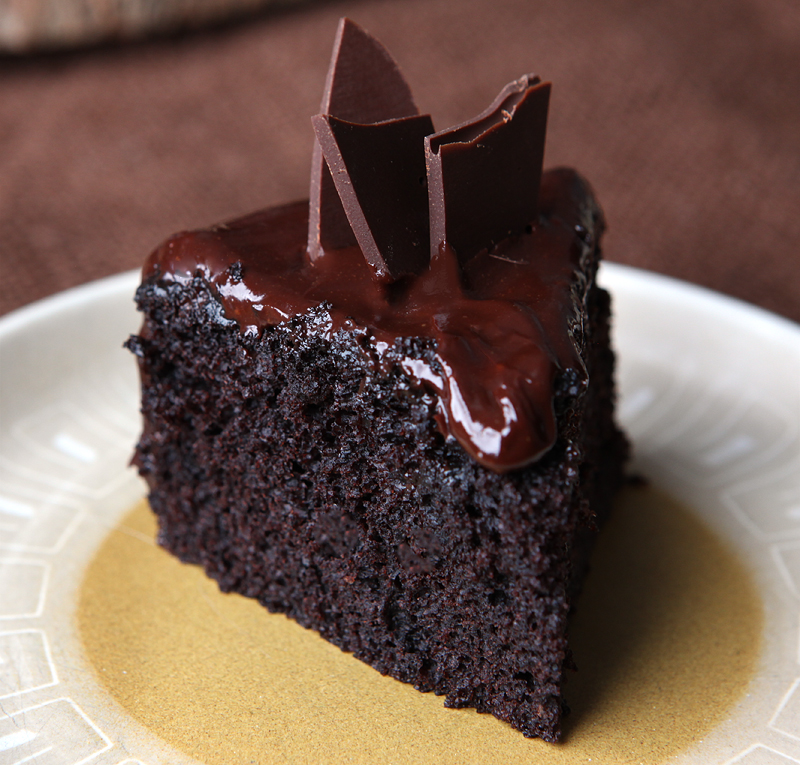 Moist Chocolate Hershey Cake