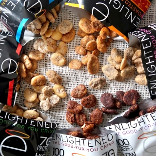 Enlightened Broad Bean Crisps Review