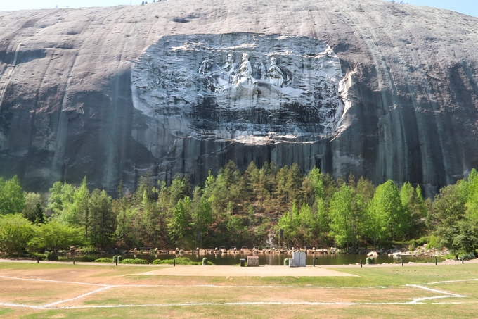 What To Do At Stone Mountain Park With Young Kids