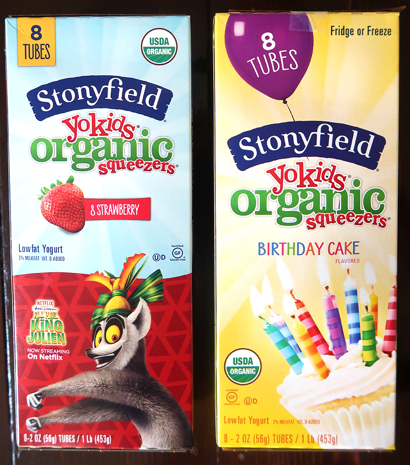 Stonyfield Organic Yokids Yogurt Review