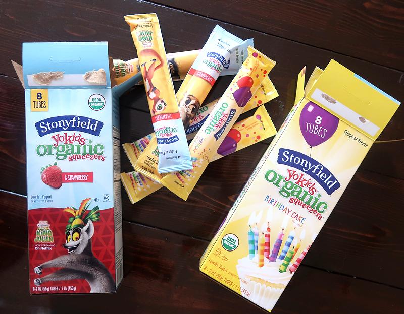 Stonyfield Organic Yokids Yogurt Review
