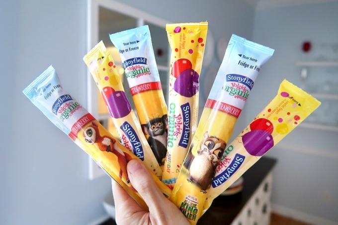 Stonyfield YoKids Organic Yogurt Review