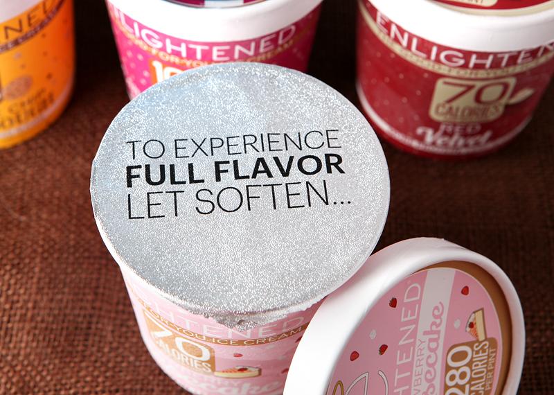 Enlightened Low Calorie Ice Cream Review