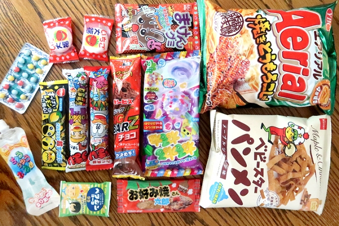 Freedom Japanese Market Subscription Box Review | March Box