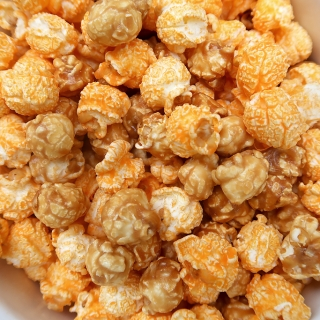 G.H. Cretors popcorn movie night and review