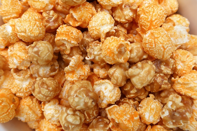 Making Time For Movie Night with G.H. Cretors Popcorn