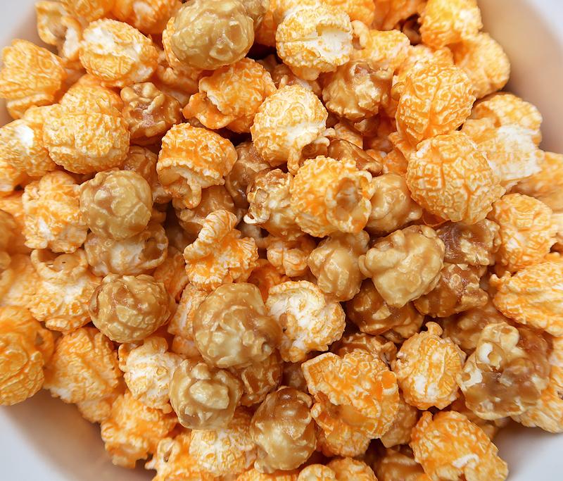 G.H. Cretors popcorn movie night and review