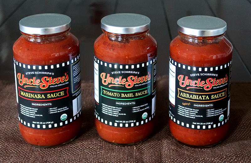 Uncle Steve's Pasta Sauce Review